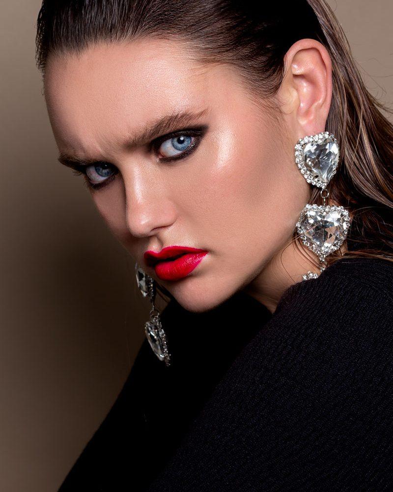 Model Britta